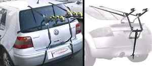Car bike rack fits any Car Sudan or hatchback hold 3 bikes Canning Vale Canning Area Preview