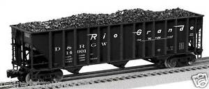 Rio Grande 3-Bay Die-Cast Coal Hopper #14901  LIO27477