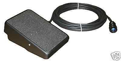 Ssc C810-0525 5-pin Foot Control Pedal For Miller Tig Welder Rfcs-5 043716