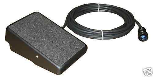 SSC C810-0525 5-pin Foot Control Pedal for Miller TIG Welder (RFCS-5 / 043716)