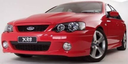 BA XR8 Bonnet Wanted!, Any Colour, $$$ Paid!  Forrestdale Armadale Area Preview