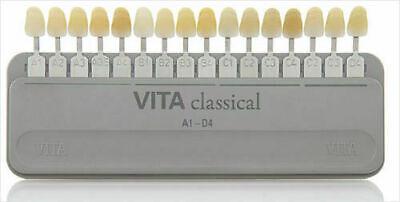 Dental Lab Vita Classic Shade Guide Original Free Shipping