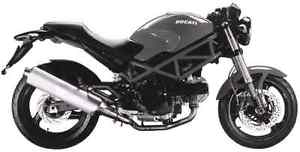 Ducati monster wanted