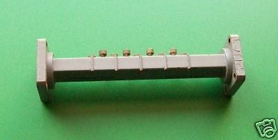 Microwave Wr42 Bandpass Filter 18.98 Ghz 70 Mhz Data