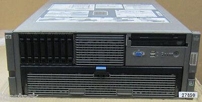 HP ProLiant DL585 G2 4 (QUAD) x Dual-Core 8218 2.6Ghz 32Gb VMware 64bit Server - Dl585 G2 Server
