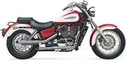 Honda Shadow Drag Pipes