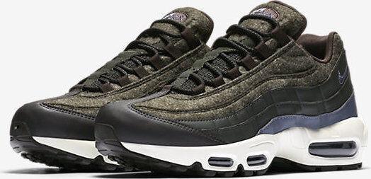Mens Nike Air Max 95 PRM 538416 300 Sequoia NEW Size 10