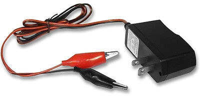 (12 Volt 1 - 2 Amp Battery Charger / Float Charger / Smart 3-Stage Charger)