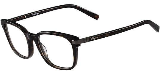 Salvatore Ferragamo Optical Tortoise Eyeglass Frames - SF2771 214