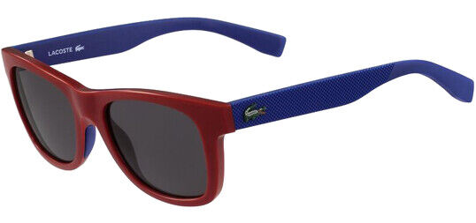 Lacoste Kids Collection Red/Blue Square Classic Sunglasses - L3617S 615