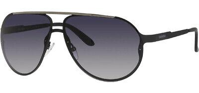 Carrera Men's Matte Black Brow Bar Aviator Sunglasses - CA90S 0003 HD