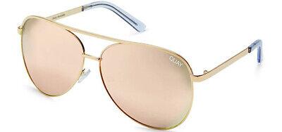 Quay Australia Vivienne Women's Oversize Aviator Sunglasses - QC (Sunglasses Deals Australia)