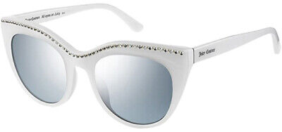 Juicy Couture Women's Crystal Studded Cat-Eye Sunglasses - JU595S OVK6 (Cat Eye Crystal)
