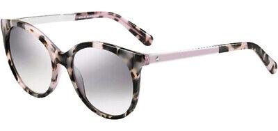 Kate Spade Amaya Women's Rounded Cat-Eye Sunglasses w/ Grad Flash Lens - 0S10 (Cheap Cat Eye Sunglasses)