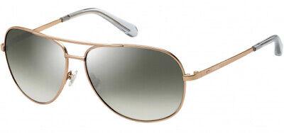 Fossil Copper-Tone Aviator Sunglasses w/ Mirror Lens - FOS3010S 00Y8 (Fossil Aviator Sunglasses)