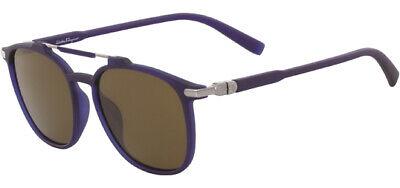 Salvatore Ferragamo Men's Polarized Pilot Sunglasses - SF893SP 427 - Italy