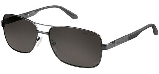 576757b1da Carrera Polarized Men s Matte Black Sunglasses w  Memory Metal - 8020S 0TVI  M9