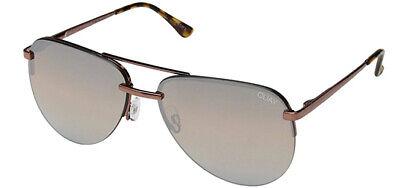 Quay Australia Women's X JLo The Playa Bronze Oversize Sunglasses - QW (Sunglasses Deals Australia)