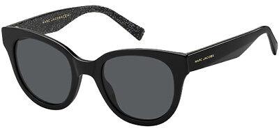 7b505acf16 Marc Jacobs Polarized Women s Rounded Cat-Eye Sunglasses - 231S 0NS8 WJ