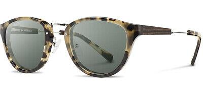 Shwood Eyewear Ainsworth Polarized Men's Handcrafted Vintage Sunglasses (Shwood Eyewear)