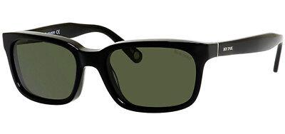 Jack Spade Payne Men's Polarized Black Classic Sunglasses - 807P RE