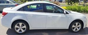 2014 Holden Cruze JH Series II MY14 Equipe White 6 Speed Sports Automatic Sedan Meadow Heights Hume Area Preview