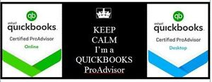 QuickBooks Online Certified Proadvisor, Bookkeeping & Consulting Kawartha Lakes Peterborough Area image 1