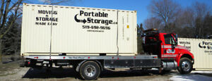 Rent or Own New or Used Portable Storage Containers