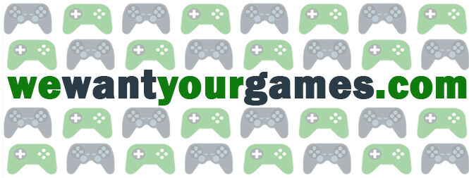 WeWantYourGames