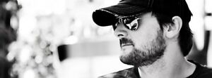 ERIC CHURCH HOLDIN' MY OWN TOUR!! Feb 28th Budweiser Gardens