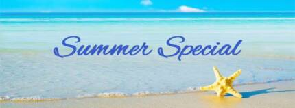 summer relaxation specials