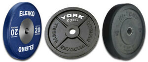 Olympic Plates/Bars [BUMPER OR IRON]
