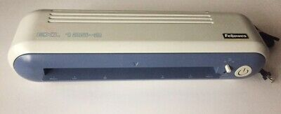 Fellowes Exl 125-2 12 Pouch Laminator - Used