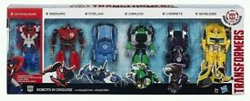 Transformers Collection Pack 1 Step Changers