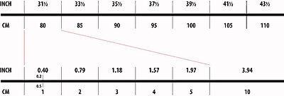 Versace belt size chart mens