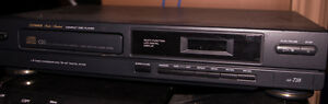 Fisher CD Player