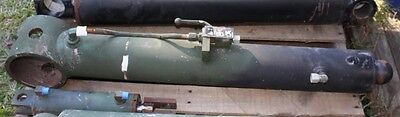 Large Military Hydraulic Cylinder Nsn 3040-01-218-3635 40 Center To Center