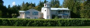 Oceanview Home, 4 Acres, Income & Development Potential $998,000