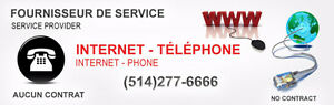 Take control of your internet network , 514-2776666