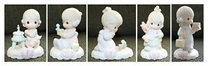 PRECIOUS MOMENTS Growing in Grace Girl Figurines Cambridge Kitchener Area image 1