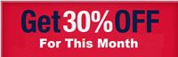 GET 30% OFF  Whole House Duct Cleaning With Unlimited Vents..