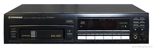 Pioneer CD player 6 disc changer PD-M603