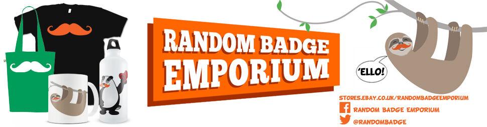 Random Badge Emporium