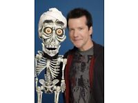 2 Jeff Dunham Tickets Sage 22nd May