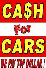 CASH 4 CARS IPSWICH AND SCRAP METAL ON CALLS Waratah West Newcastle Area Preview