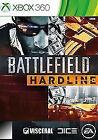 Microsoft Xbox 360 Battlefield Hardline Video Games