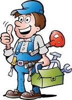 ***HANDYMAN AT YOUR SERVICE*** CALL/TEXT 416 830 9366