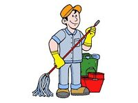 CLEAN TODAY from £9.50 per hour. ECO products /carpet cleaning/END OF TENANCY/garden/ AFTER BUILDERS