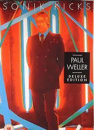 PAUL WELLER - SONIK KICKS DELUXE CD & DVD EDITION