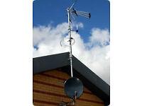 TV aerial Repair & Installation, Sky & Satellite Repair & Installation, Tv Wall Mounting